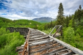Atop the Old Trestle
