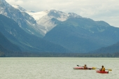 Chilkoot Kayakers