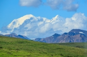 Denali From the Shuttle