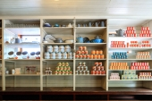 Kennecott Store Shelves