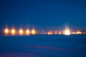 Little Light Pillars