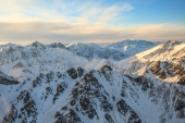 Morning Over the Eastern Alaska Range