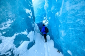Walking Into the Crevasse