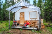 Wilderness Tent Cabin