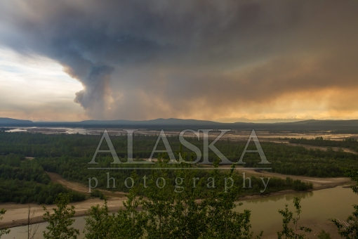 100 Mile Creek Fire