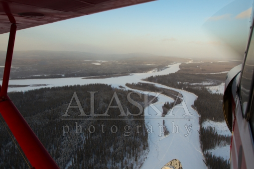Bush Plane to Fairbanks