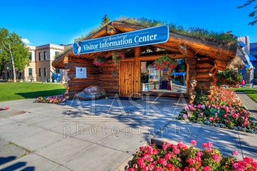 Anchorage Visitors Center