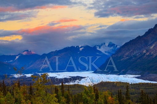 Autumn Around the Matanuska