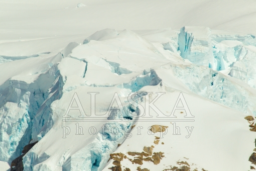 Bump in the Glacier