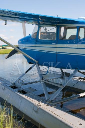 Cessna 185 N70462 Alaska Photography