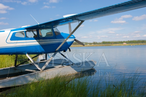 Cessna 185 N70462 - Alaska Photography