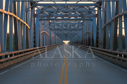 Gerstle River Bridge