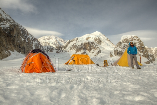 Hanging Out Around Base Camp