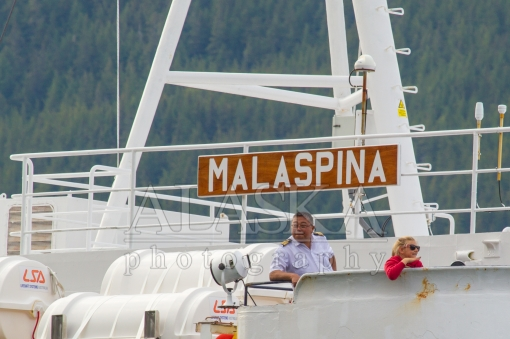 Hanging Out on the Malaspina