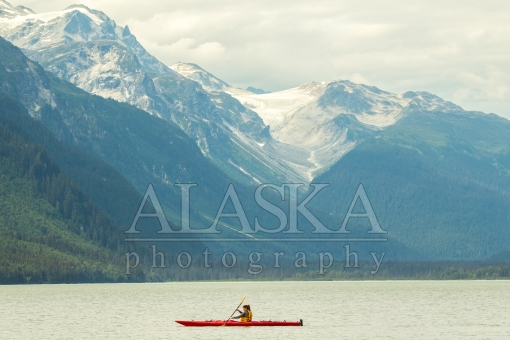 Kayaking Chilkoot