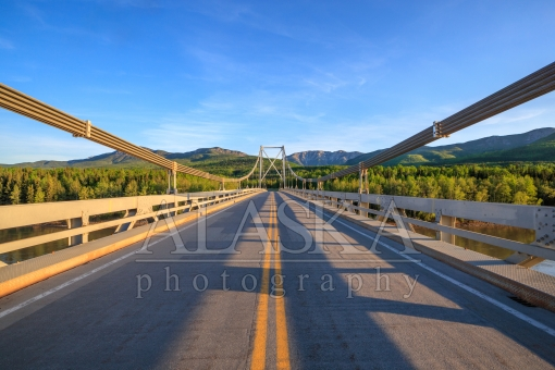 Liard River Bridge