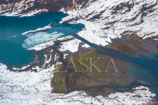 Shoup Glacier Drainage