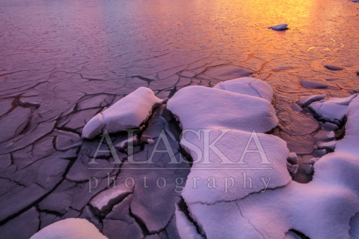 Snow Shore Textures