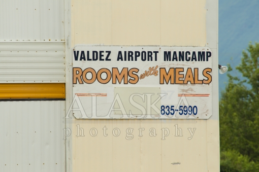 Valdez Man Camp