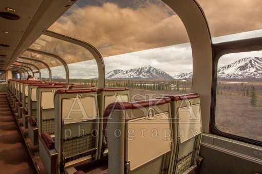 Views From the Alaska Railroad
